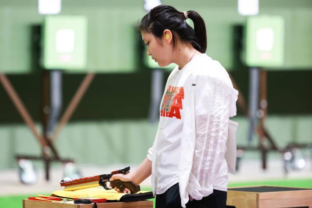 JPN: Shooting - Tokyo 2020 Olympics - Day 2