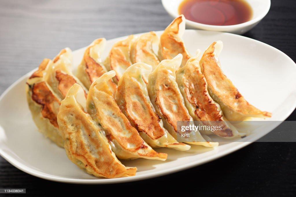 餃子.中華料理。 : ストックフォト