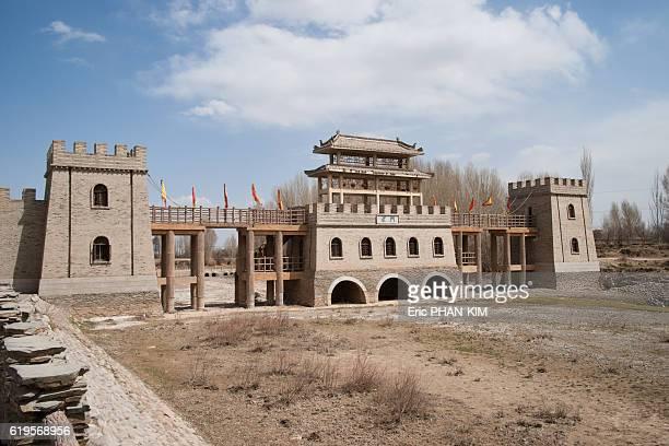 JiaYuGuan fort, GanSu, China