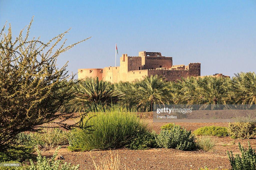 Jibrin Fort in Oman : Nieuwsfoto's