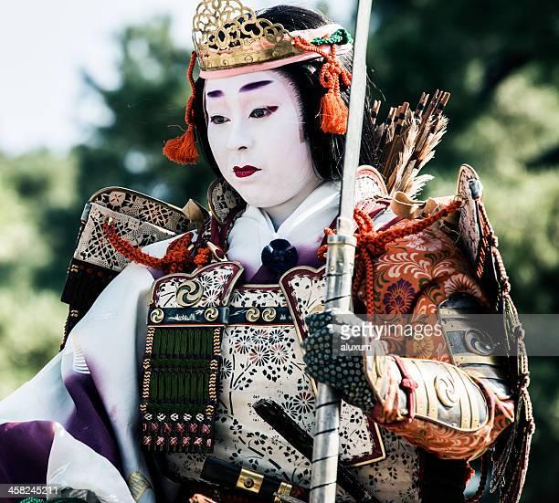 Jidai Matsuri festival de Kyoto no Japão