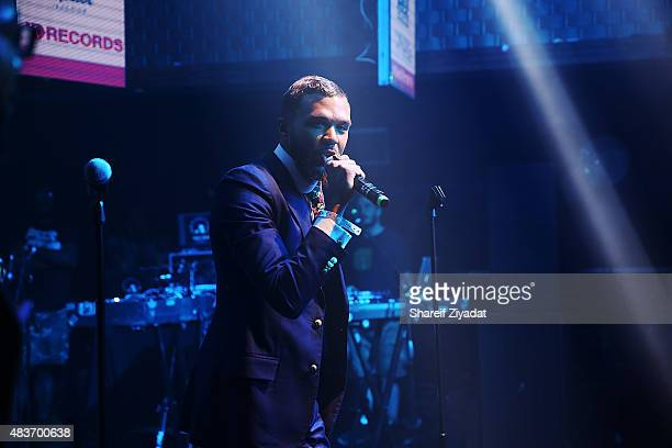 Jidenna at Stage 48 on August 11 2015 in New York City