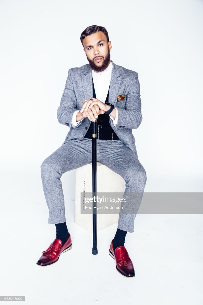 Jidenna, Billboard Magazine, January 7, 2016