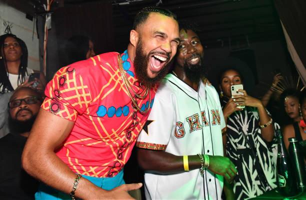 "GA: ""85 to Africa"" Album Listening Party"