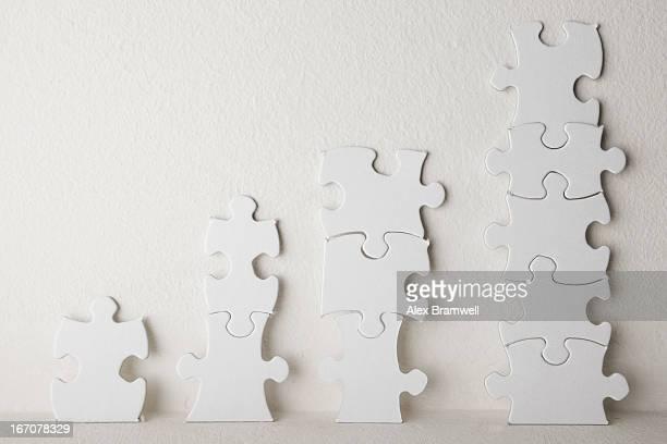 Jigsaw Chart
