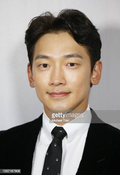 Jihoon Jung attends the 2018 Hammer Museum Gala In The Garden held on October 14 2018 in Los Angeles California