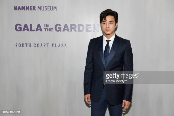 Jihun Kim attends the Hammer Museum 16th Annual Gala in the Garden with generous support from South Coast Plaza at the Hammer Museum on October 14...