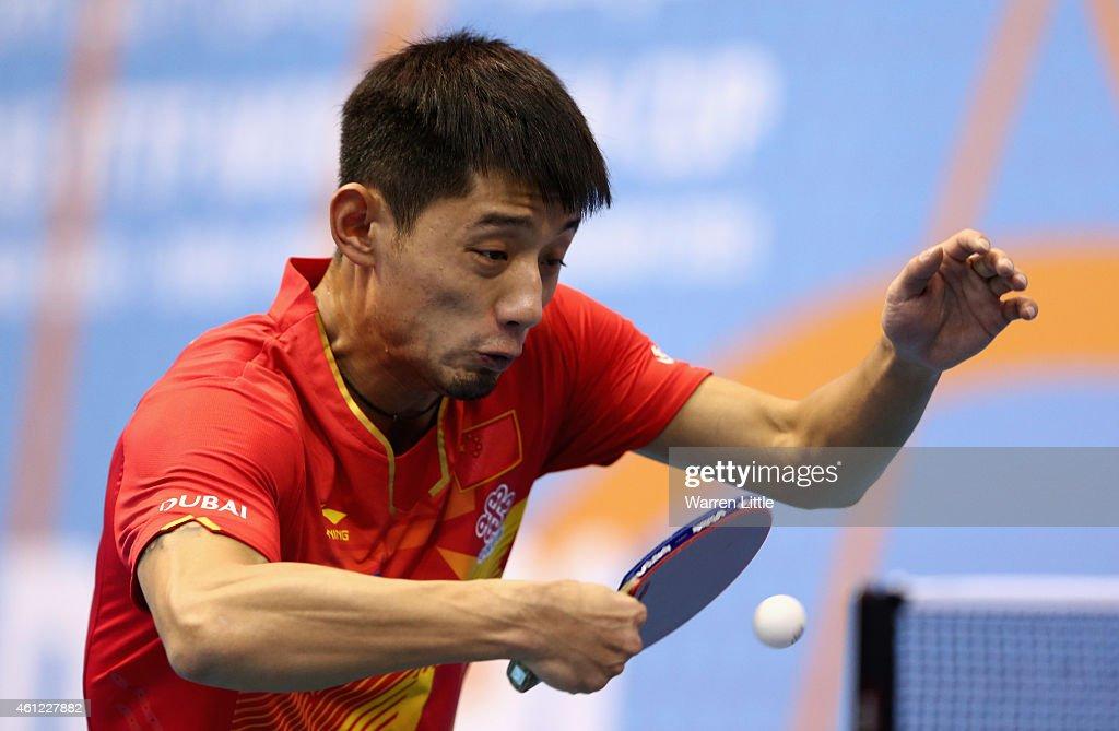 2015 ITTF World Team Cup - Day 2 : News Photo