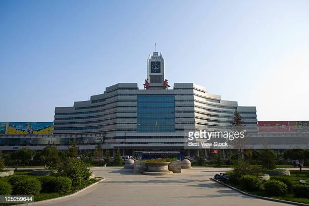 Jilin,Changchun,Changchun Railway Station,