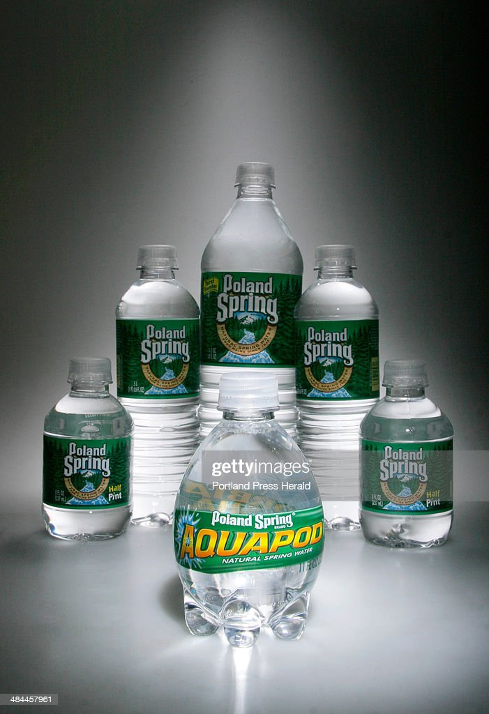 August 8, 2007 -- Poland Spring introduces the new Aquapod