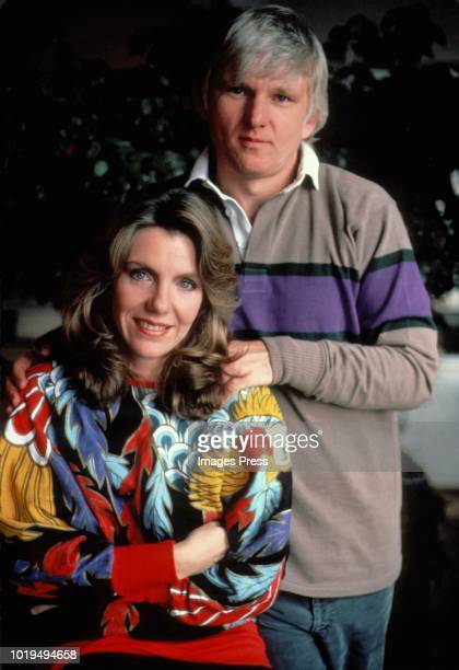 Jill Clayburgh and David Rabecirca 1980 in New York