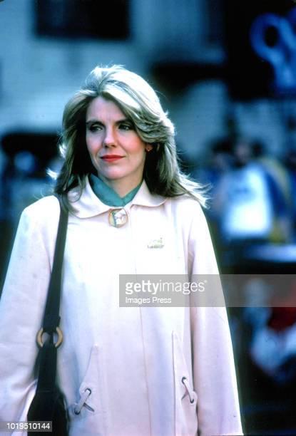 Jill Clayburgh circa 1980 in New York
