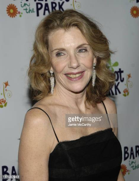 Jill Clayburgh during Barefoot in the Park Opening Night Reception at The Central Park Boathouse in New York City New York United States