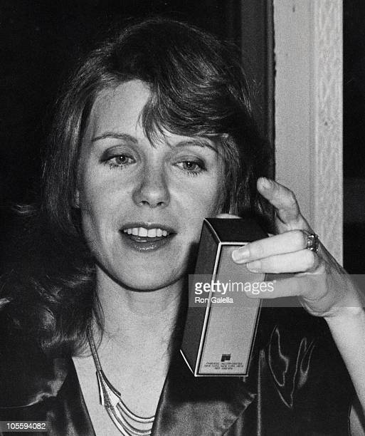 Jill Clayburgh during 'Silver Streak' Premiere Party December 7 1976 at Tavern on the Green in New York City New York United States