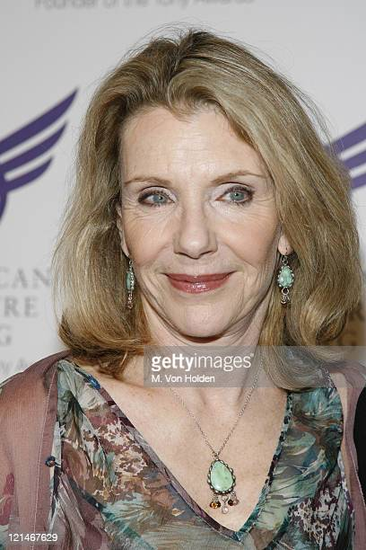 Jill Clayburgh during The American Theatre Wing's Annual Spring Gala honoring Matthew Broderick and Nathan Lane at Cipriani's at 42nd Street in New...