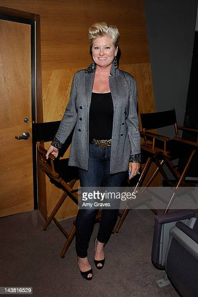 Jill Curtis attends the LA Jewish Film Festival Celebrates Tony Curtis event at Writers Guild Theater on May 3 2012 in Beverly Hills California