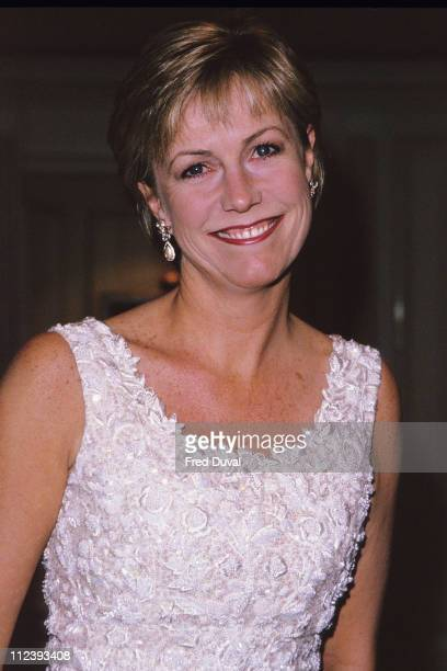 Jill Dando during Women of the Year Awards at The Savoy Hotel in London in London United Kingdom