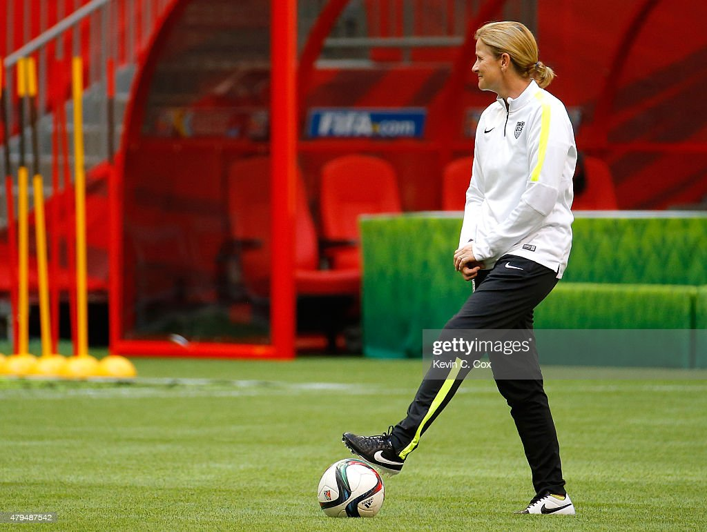 Final Training Sessions - FIFA Women's World Cup 2015