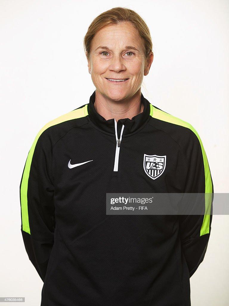 USA Portraits - FIFA Women's World Cup 2015