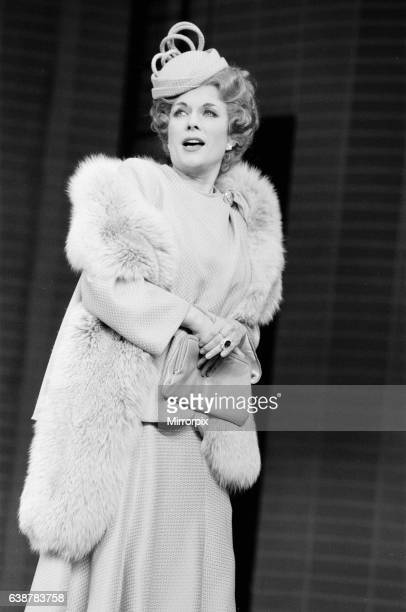 Jill Gascoine stars as Dorothy Brock in the West End musical 42nd Street which opened in April 1987 at The Theatre Royal Drury Lane in London Jill is...