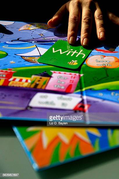 Jill Gaynor a 37–year–old educational therapist–turned–entrepreneur talks about her board game 'Word Chase' The game is made with soy–based ink on...