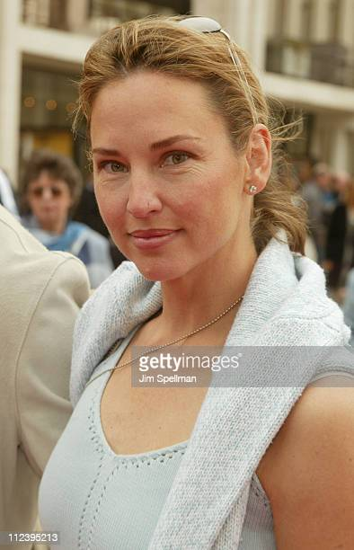 Jill Goodacre during NBC 20032004 Upfront at The Metropolitan Opera House lincoln Center in New York City New York USA