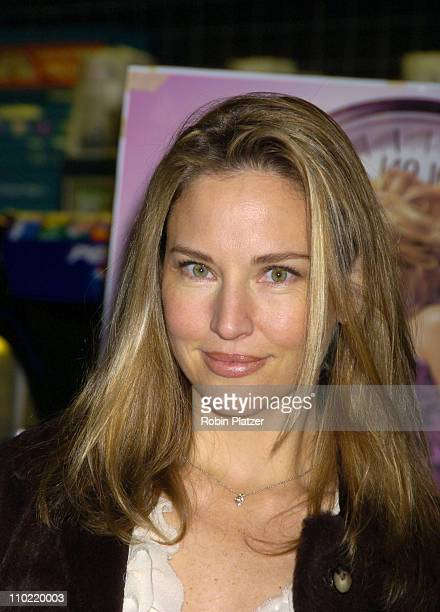 Jill Goodacre during Showtime's Fat Actress New York City Premiere Inside Arrivals at Clearview Chelsea West in New York City New York United States