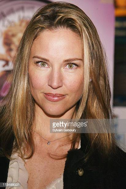 Jill Goodacre during Showtime's NY premiere of Fat Actress at Clearview Chelsea West Cinema in New York New York United States