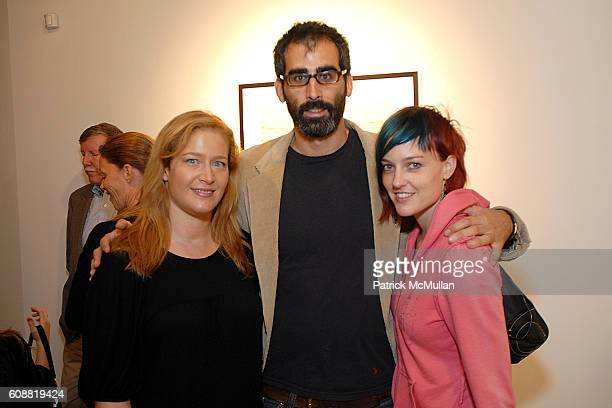 Jill Greenberg Michael Dehan and Kristin Burns attend SCALO|GUYE Presents A Photo Exhibition of Color Artwork by Jock Sturges at Scalo Guye on...