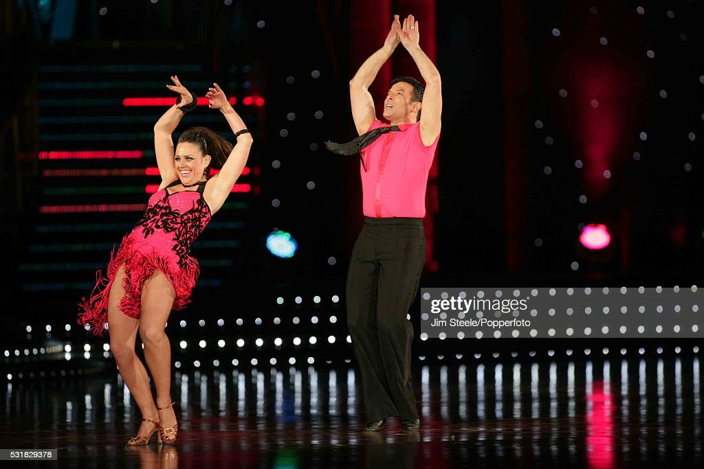 Strictly Come Dancing Tour at Wembley Arena : News Photo