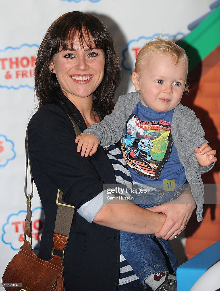Thomas & Friends - Hero Of The Rails - Premiere : News Photo