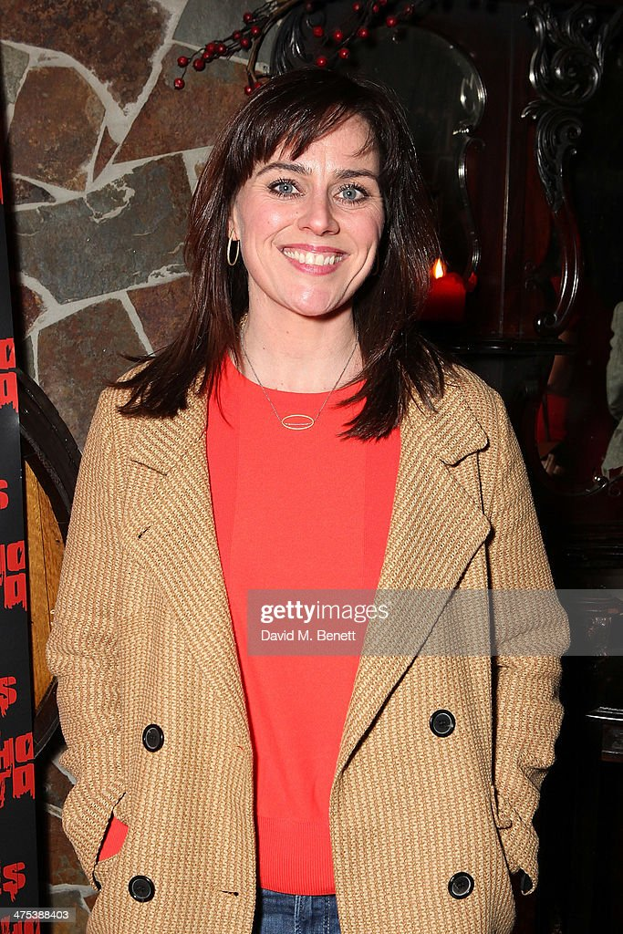 """""""Ghost Stories"""" - Press Night After Party : News Photo"""