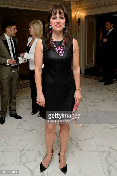 Jill Halfpenny attends the MakeAWish Foundation's UK Valentine's Ball 2013 held at The Dorchester on February 9 2013 in London England