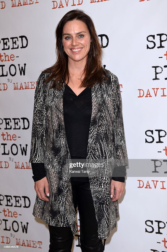 """Speed The Plow"" - Press Night After Party - Arrivals : News Photo"