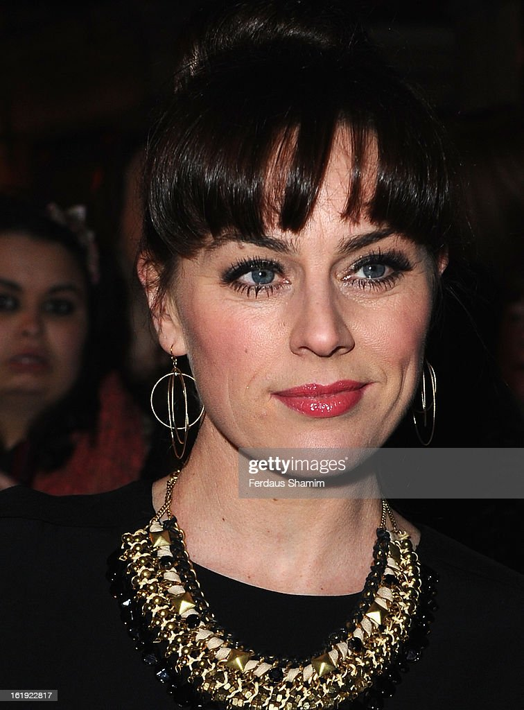 Whatsonstage.com Awards 2013 - Arrivals : News Photo