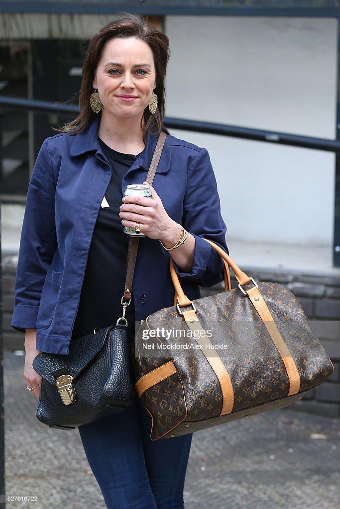 London Celebrity Sightings -  May 3, 2016