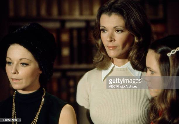 Jill Haworth Jessica Walter Sally Field appearing in the Walt Disney Television via Getty Images tv movie 'Home for the Holidays'