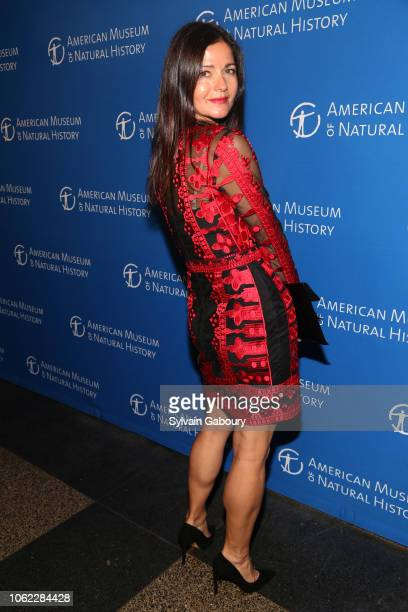 Jill Hennessy attends American Museum Of Natural History's 2018 Museum Gala at American Museum of Natural History on November 15 2018 in New York City