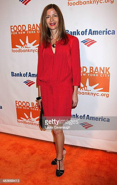 Jill Hennessy attends the 2014 Food Bank Of New York City Can Do Awards at Cipriani Wall Street on April 9 2014 in New York City