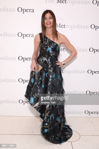Jill Hennessy attends The Metropolitan Opera 50th Anniversary Gala at The Metropolitan Opera House on May 7 2017 in New York City