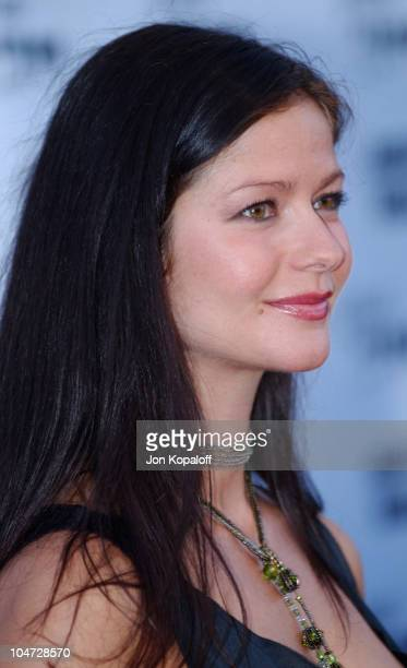 Jill Hennessy during 14th Annual GLAAD Media Awards Los Angeles at Kodak Theatre in Hollywood California United States
