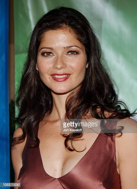 Jill Hennessy during 2004 NBC AllStar Party at Universal Studios Hollywood in Universal City California United States