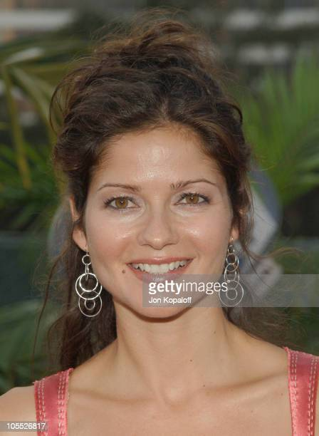 Jill Hennessy during 2005 NBC Network All Star Celebration at Century Club in Century City California United States