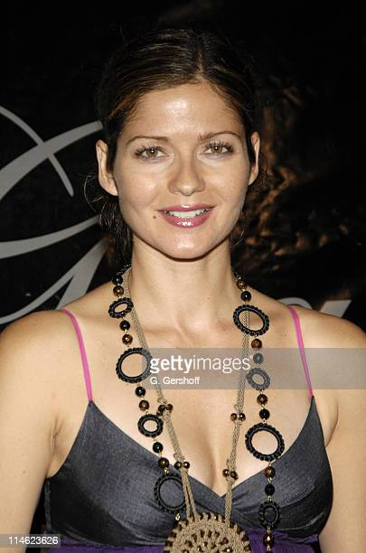 Jill Hennessy during 32nd Annual American Women in Radio Television Gracie Allen Awards Arrivals at Marriott Marquis in New York City New York United...