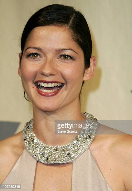 Jill Hennessy during 'A Family Affair Women in Film Celebrates the Paltrow Family' with 2004 Crystal Lucy Awards Arrivals at The Westin Century Plaza...