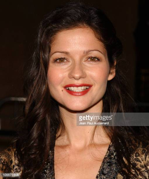 Jill Hennessy during Be Cool Los Angeles Premiere Arrivals at Chinese Theater in Hollywood California United States