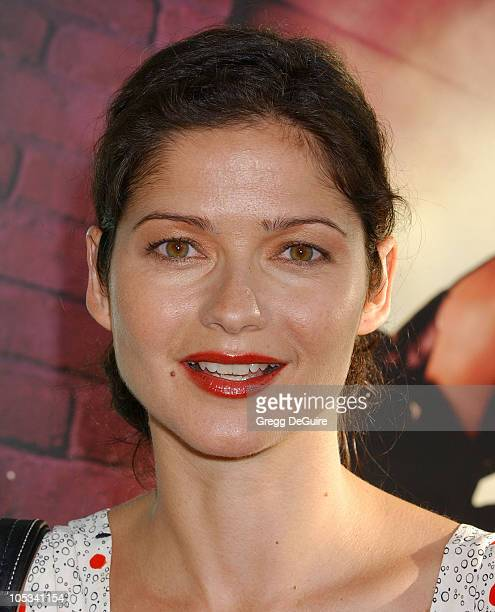 Jill Hennessy during Catwoman World Premiere Arrivals at Cinerama Dome in Hollywood California United States