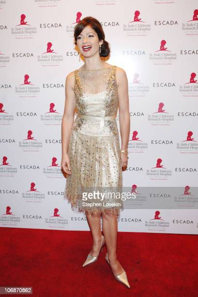 Jill Hennessy during Escada Showing and Cocktail Reception of Fall/Winter 2006 Collection Benefiting St Jude Research Hospital at Pink Elephant in...