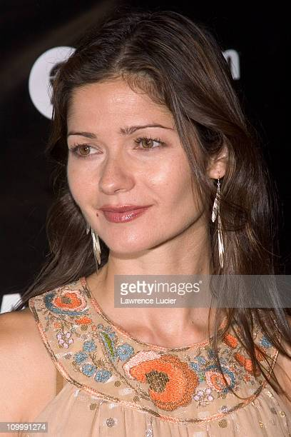 Jill Hennessy during Esquire Magazine and Minnie Driver Host OXFAM America Charity Event at Esquire Downtown at Astor Place in New York City New York...