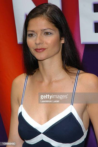 Jill Hennessy during NBC 20042005 Upfront at Radio City Music Hall in New York City New York United States